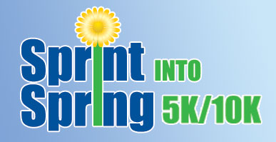 Sprint Into Spring 5K/10K Road Race