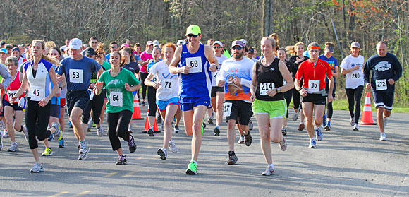 Sprint Into Spring 5K/10K Road Race | New Date: Sunday, May